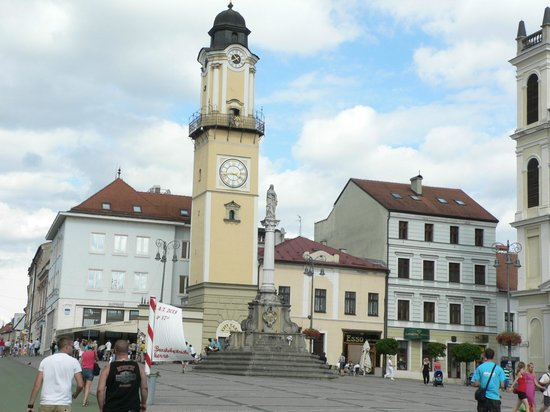 The Clock Tower and sight