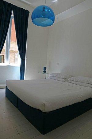 WRH Trastevere: Blaues Zimmer