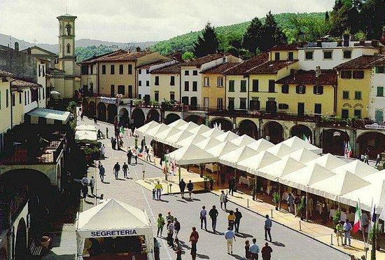 Piazza Matteotti: Festa del Chianti Classico settembre