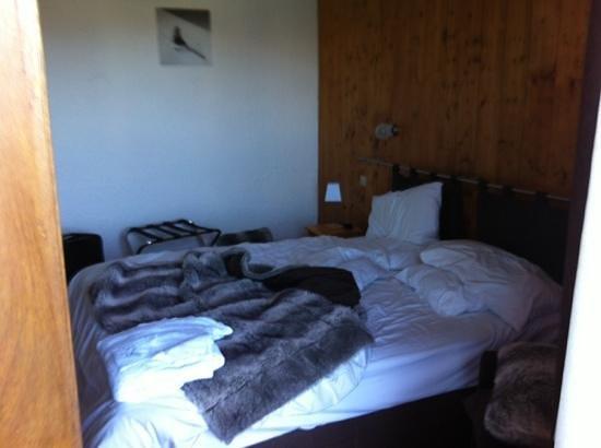 Hotel  Grandes Rousses : heel normale kamer