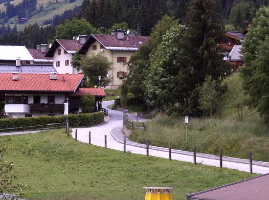 Landhotel Lechner: Ausblick
