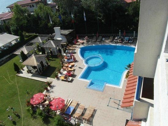 Bora Bora Hotel : Pool