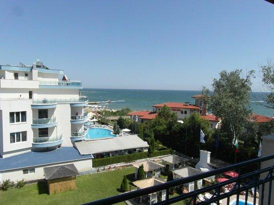 Bora Bora Hotel: Seaview