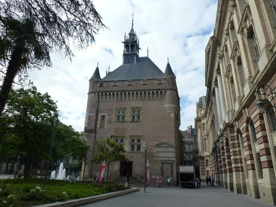 Toulouse Walking Tours : Our meeting point