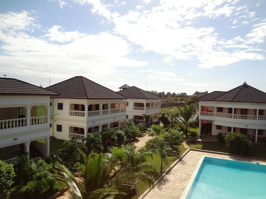 Tausi Holiday Villas: Arial view