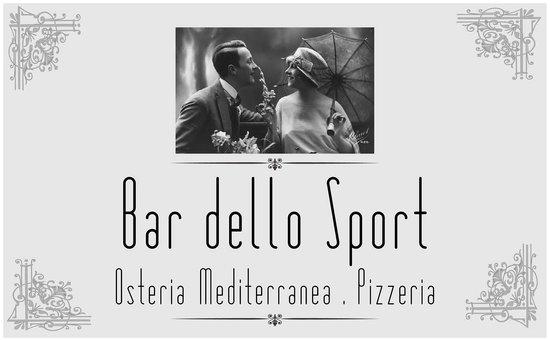 Bar dello Sport : Nuovo Logo
