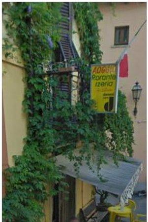 Esterno del ristorante foto di da rita bardi tripadvisor for L esterno del ristorante cruciverba