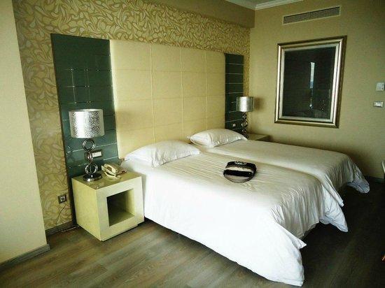 Atrium Platinum Hotel: в номере