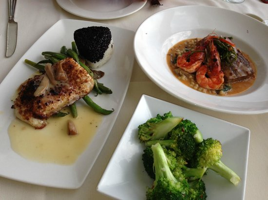 Merriman's Poipu: fresh local fish @ Merriman´s