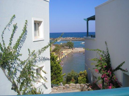 Eldorador Creta Marine : Vue sur une crique