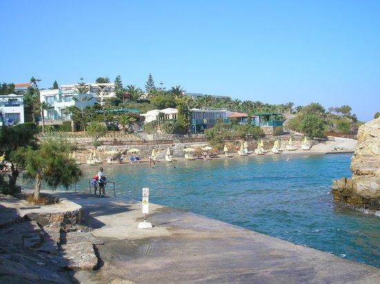 Eldorador Creta Marine : Une crique