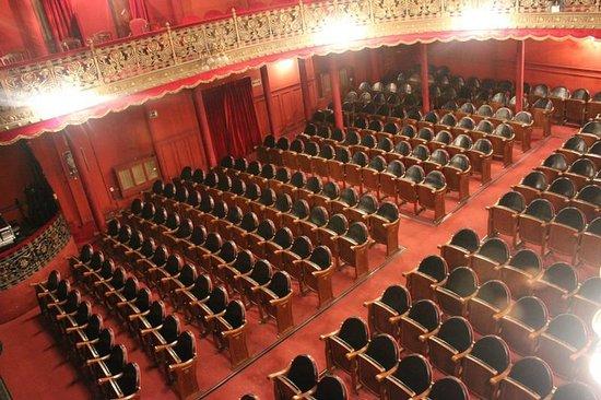 Teatro Lara: Patio de butacas