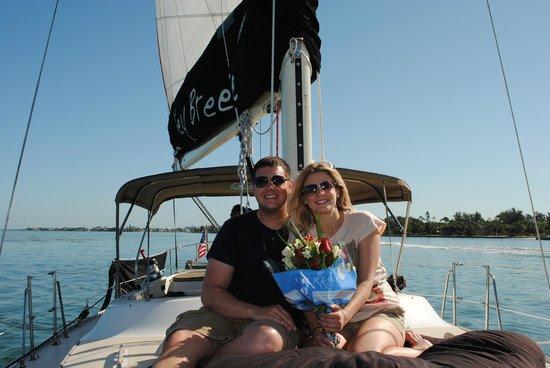 Key Sailing : Paradise