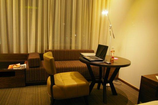 Miramar Hotel Hsinchu : Working desk