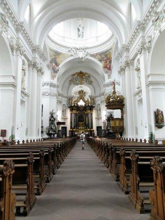 Dom zu Fulda: Dom - Hochaltar
