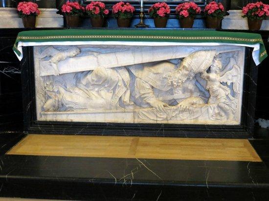Dom zu Fulda: Sarkophag Bonifatius