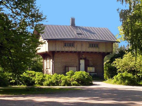 Freilichtmuseum Seurasaari: Forest Warden's house Seurassari
