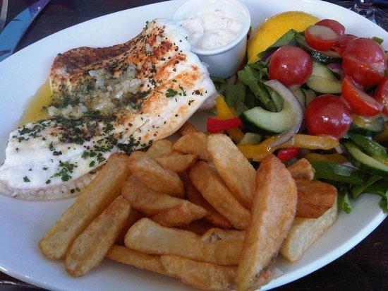 Simply Fish: Brixham Plaice