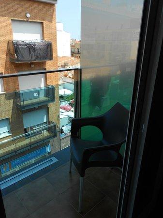 B&B El Pekinaire: balcony