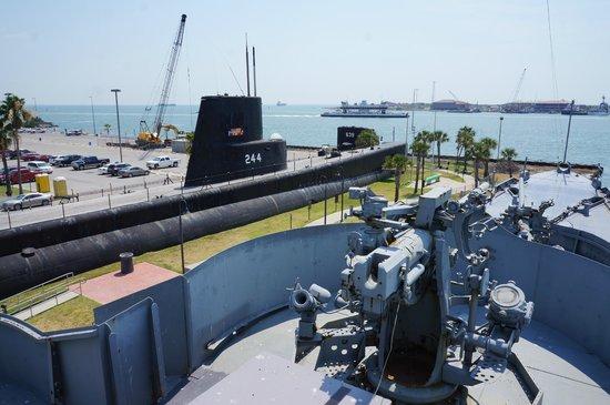 Seawolf Park: WW2 Submarine