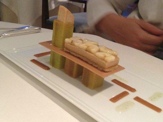 Anne de Bretagne : Une composition d'un dessert