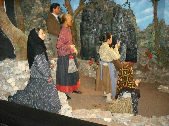 Museu de Cera : Waxmuseum in Fatima