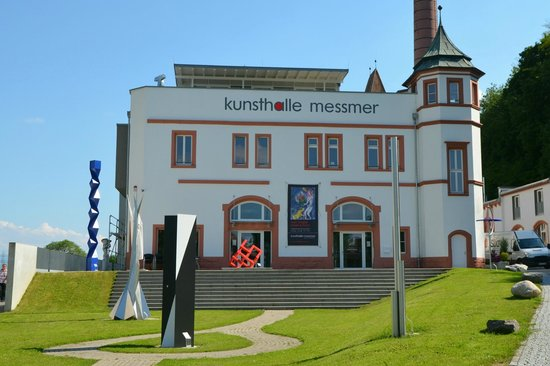kunsthalle messmer in Riegel am Kaiserstuhl