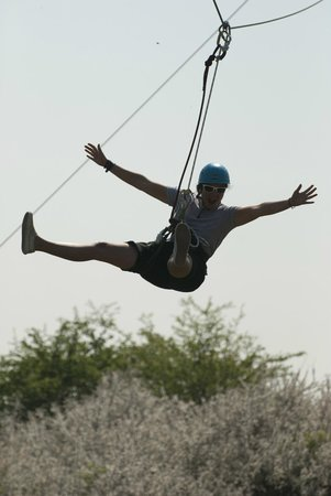 BF Adventure : Zip star!