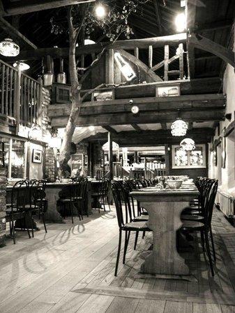 The Mex: Ingang Restaurant - Entrée Restaurant