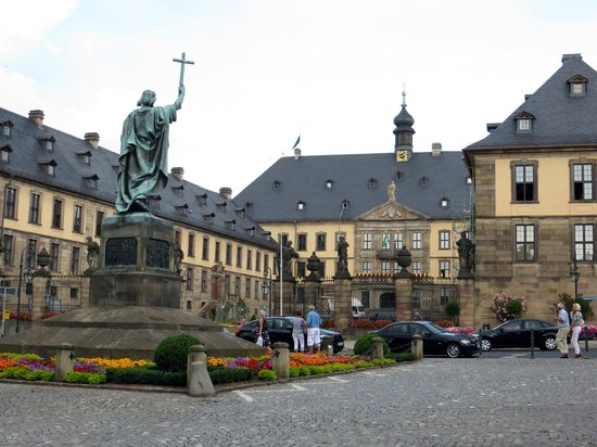 schloss bild von fuldaer stadtschloss fulda tripadvisor. Black Bedroom Furniture Sets. Home Design Ideas