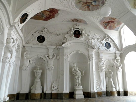 Fuldaer Stadtschloss: Kaisersaal