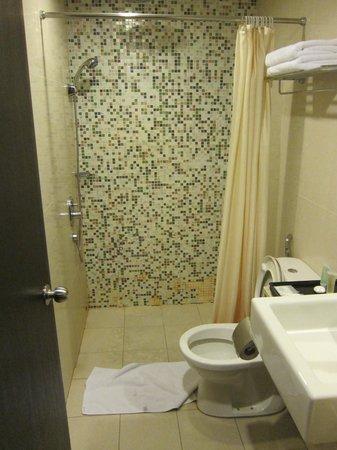 Silka Johor Bahru: Bathroom
