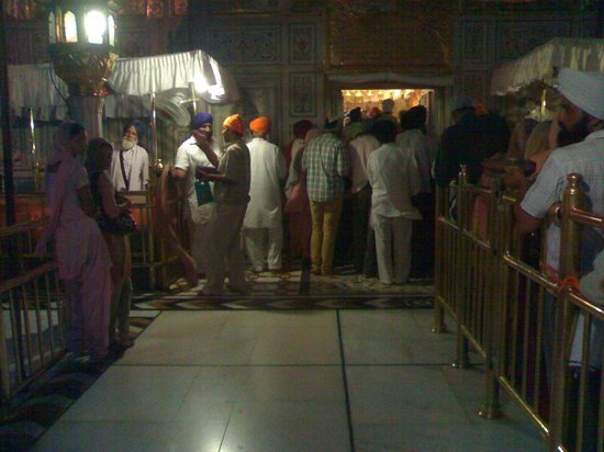 Harmandir Sahib: Inside the Temple