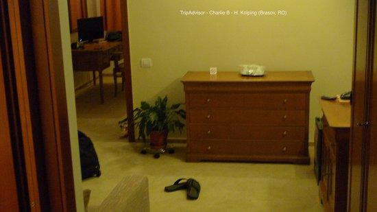 Hotel Kolping: Kolping Entry