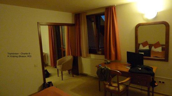 Hotel Kolping: Kolping Bedroom