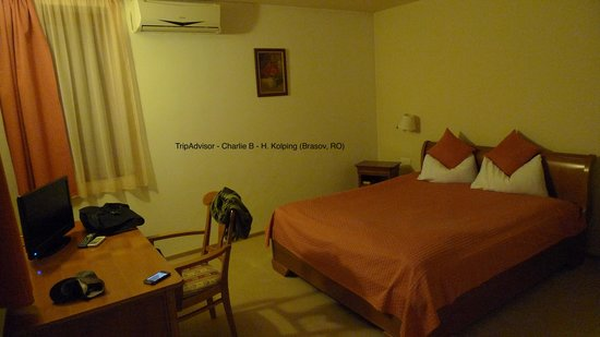 Hotel Kolping: Kolping Bed