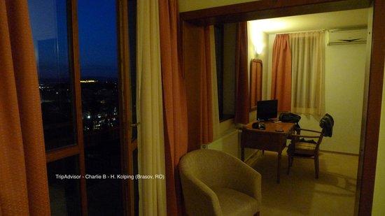 Hotel Kolping: Kolping Balcony
