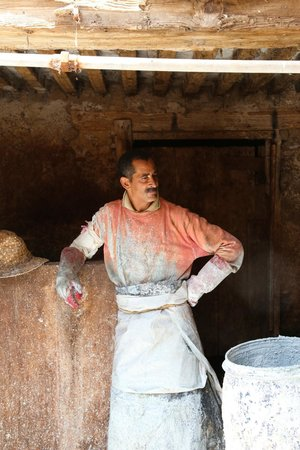 Artisanal Affairs Day Tours: Tannery worker