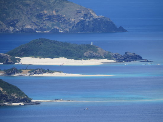 Tokashiki-jima Island: view point