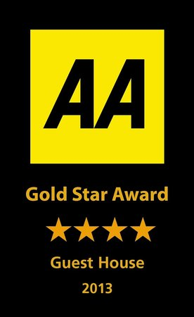 The White House Hotel: AA Four Star Gold Award 2013