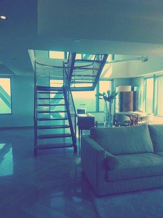 Hotel Arts Barcelona: Appartments