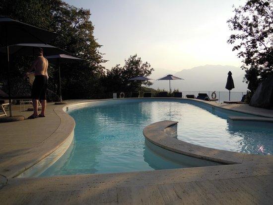 Park Hotel Querceto: la piscina