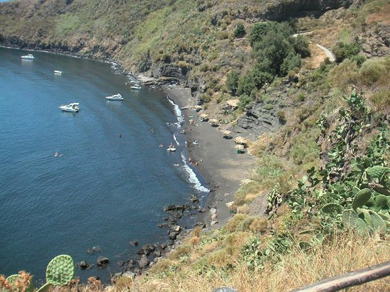 Agriturismo Punta Aria : Spiaggia di Punta Aria detta Cannitello