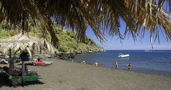 Agriturismo Punta Aria : Spaiggia di Punta Aria conosciuta come il Canitello