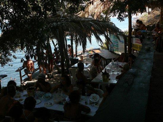 Agriturismo Punta Aria : Chiosco spiaggia Punta Aria Canitello