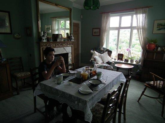 Kinrara Bed and Breakfast: colazione abbondante