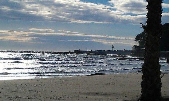 Lorenza Sul Mare: Fronte mare