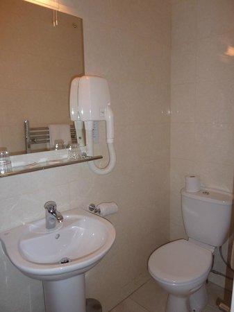 Phoenix Park Hotel: teeny weeny bathroom