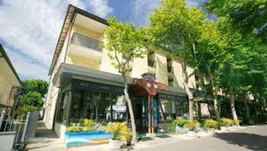 Esterno Hotel Santa Martina