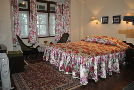 Windamere Hotel: Standard double-bedded